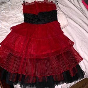 Betsey Johnson Ruffle Dress